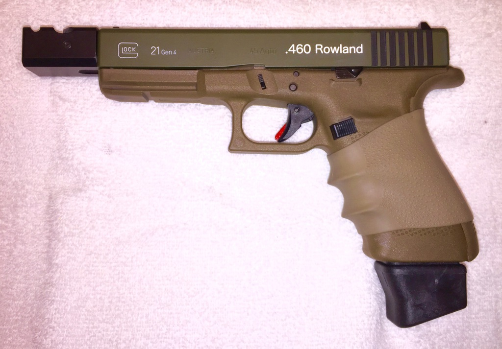 G21 460 Dream Machine | The Leading Glock Forum and